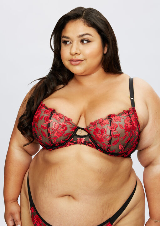 The Hero Non Padded Bra image number 5.0