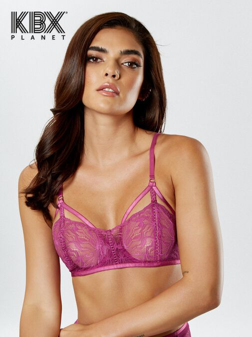 Knickerbox Planet - The Desirable Non Padded Bra image number 4.0