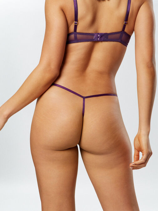 Sexy Lace String  image number 1.0