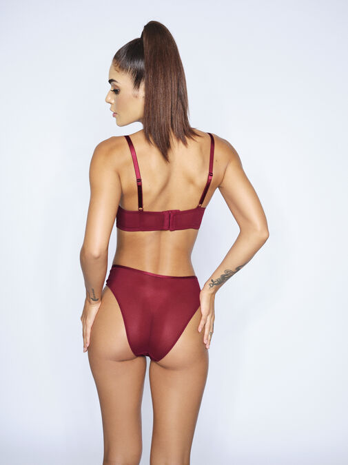 The Magnetic High Waisted Brief image number 3.0