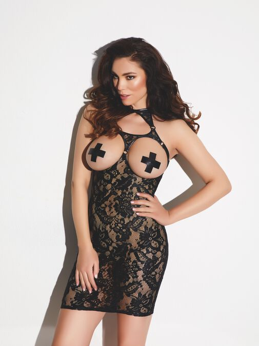 Anise Lace Dress image number 2.0