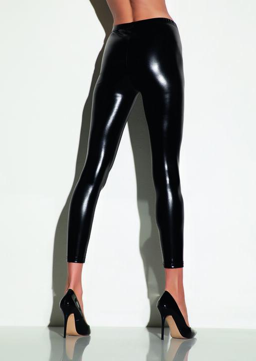 Wet Look Leggings image number 0.0