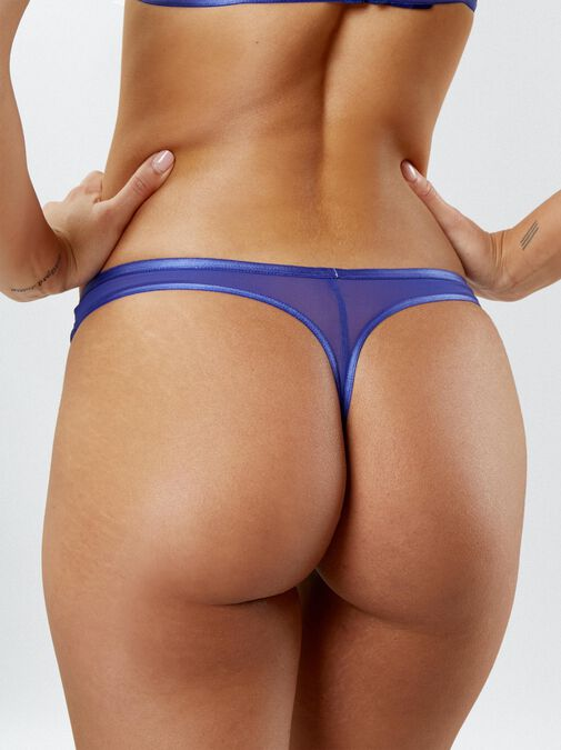Knickerbox Planet -The Charmer Thong image number 1.0
