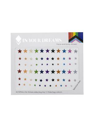 Spectrum Stars Face Gems