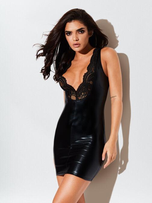 The Luscious Mini Dress image number 0.0