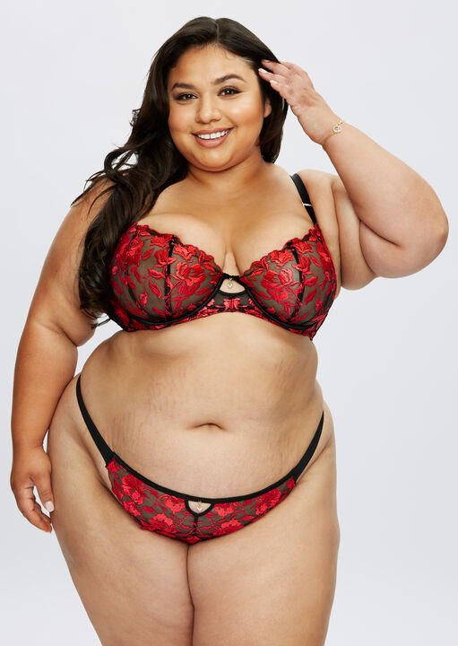 The Hero Non Padded Bra image number 1.0
