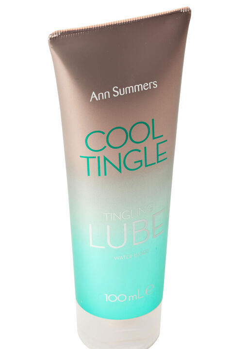 Cool Tingle Lube - 100ml image number 2.0