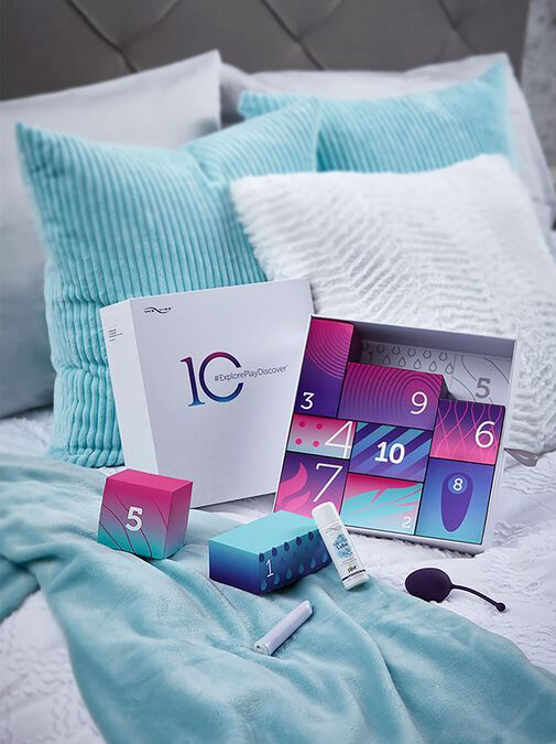 We-Vibe & Womanizer Discover Gift Box image number 2.0