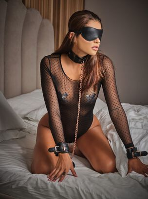 6 Piece Bondage Set