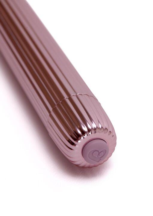 Ribbed Slender Vibrator  image number 3.0