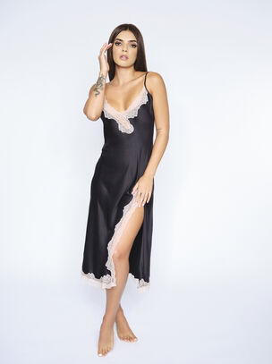 Selena Maxi Chemise