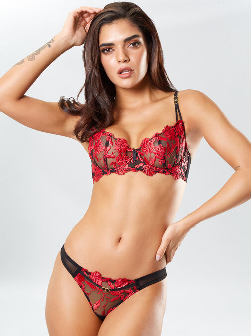 Cecile Non Padded Bra image number 0.0