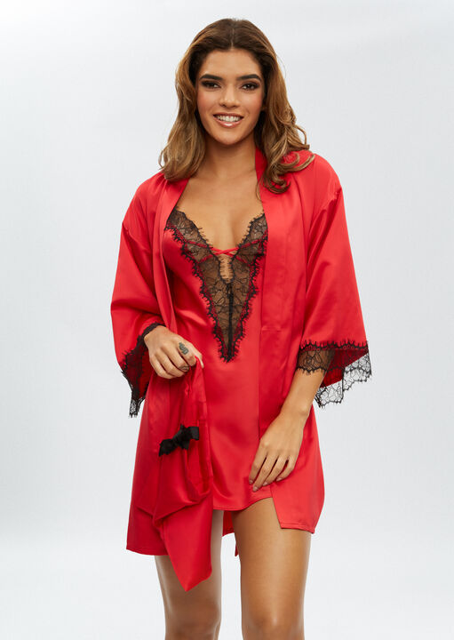 Cherryann Sustainable Robe image number 2.0