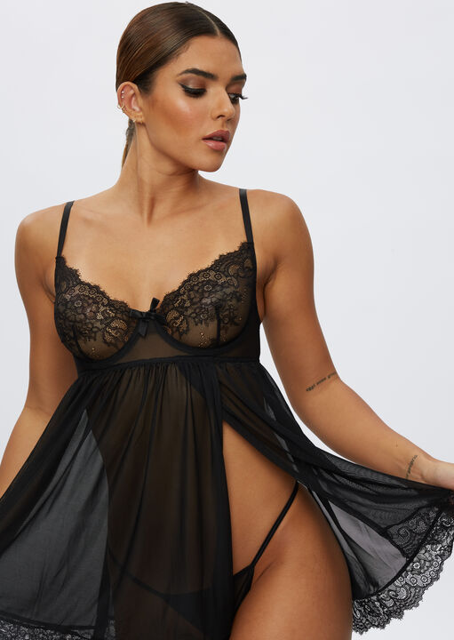 The Beaufort Babydoll  image number 6.0