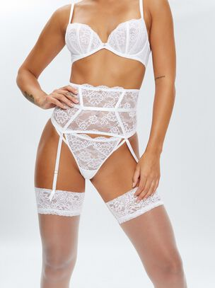 Sexy Lace Sustainable Waspie