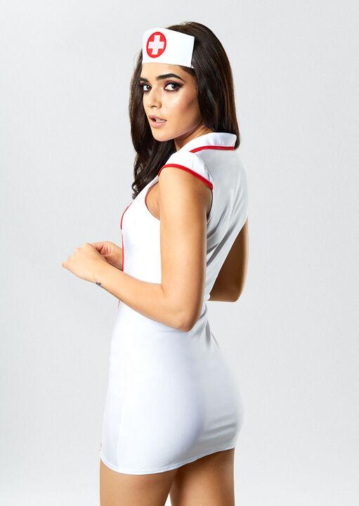 Hospital Hottie Nurse Outfit image number 4.0