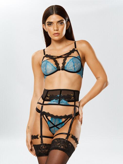 Leila Suspender Belt image number 3.0