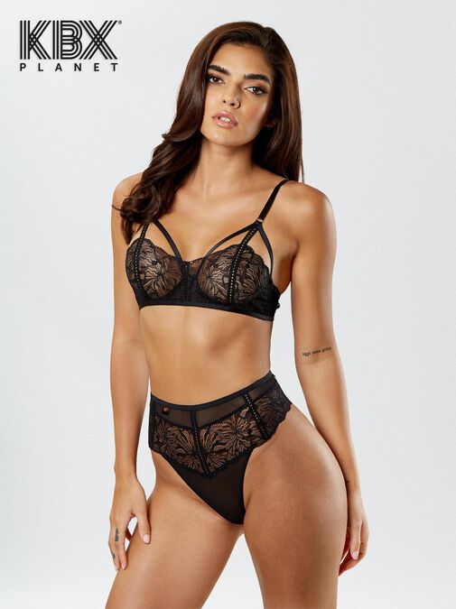 Knickerbox Planet - The Desirable Non Padded Bra image number 0.0
