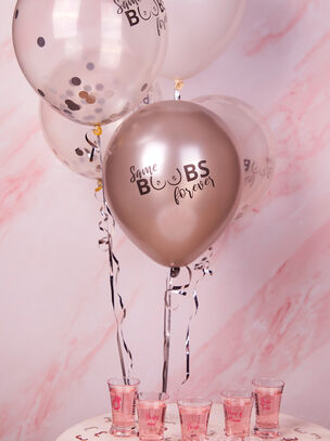 Same Boobs Forever Balloons