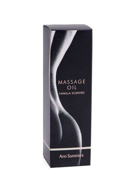 Vanilla Scented Massage Oil image number 2.0