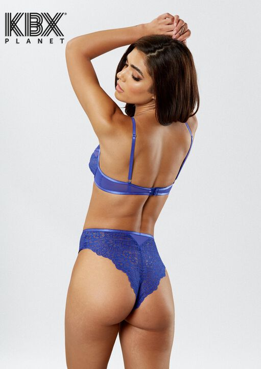 Knickerbox Planet -The Charmer High Waisted Brazilian image number 4.0