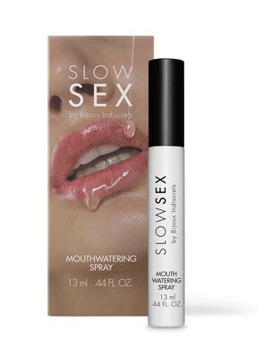 Bijoux Indiscrets Slow Sex Mouthwatering Oral Spray