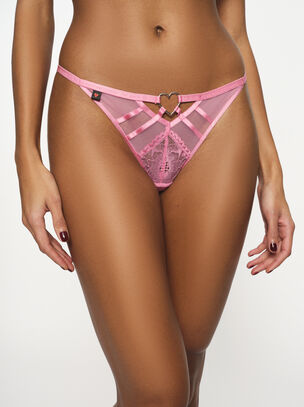 Knickerbox Planet - The Heart Thong