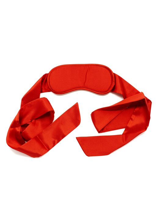 Luxury Tie and Tease Bondage Set image number 1.0