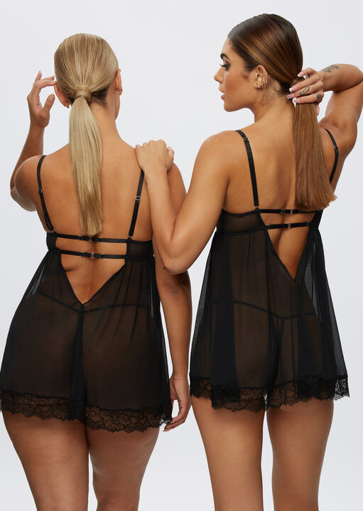 The Beaufort Babydoll  image number 4.0