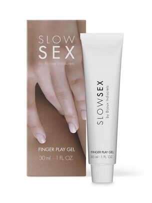 Bijoux Indiscrets Slow Sex Finger Play Gel