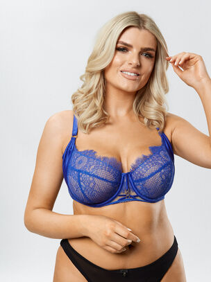 The Allurer Fuller Support Non Padded Bra