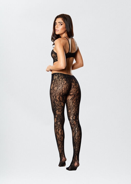 The Boudoir Crotchless Bodystocking image number 2.0