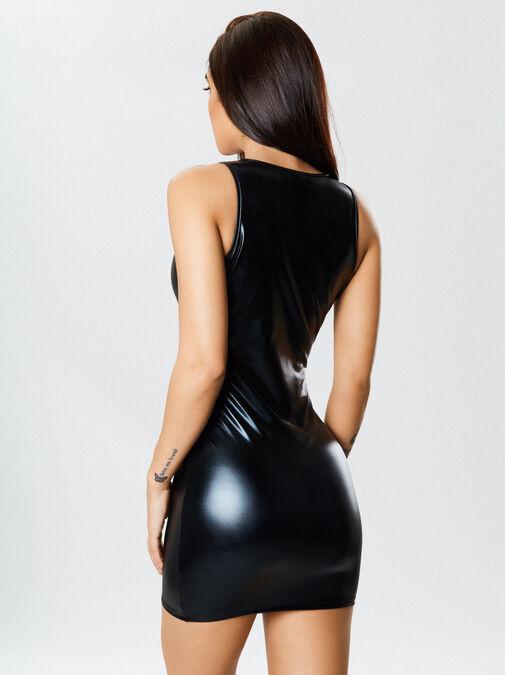 The Luscious Mini Dress image number 2.0
