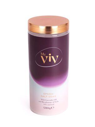 My Viv Epsom Salts Lavender 128G