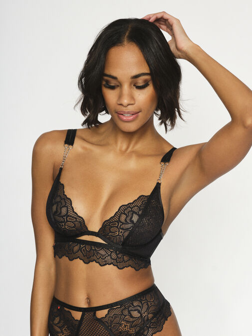 Knickerbox Planet - The Main Attraction Non Padded Bra image number 3.0