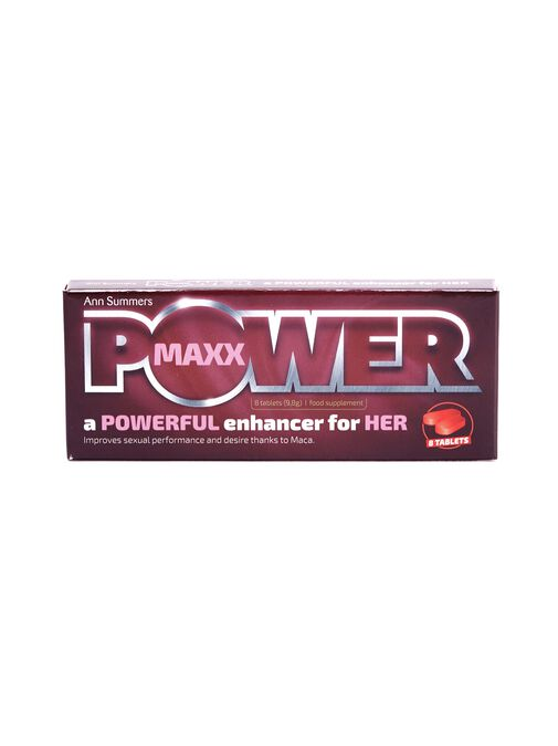 Maxx Power For Her image number 0.0