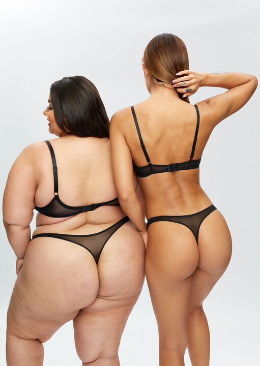 Timeless Affair Thong image number 3.0