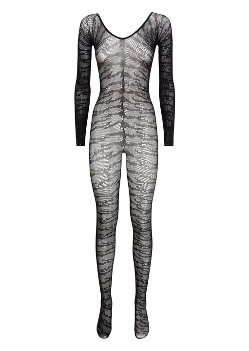 Tiger Lily Bodystocking image number 3.0