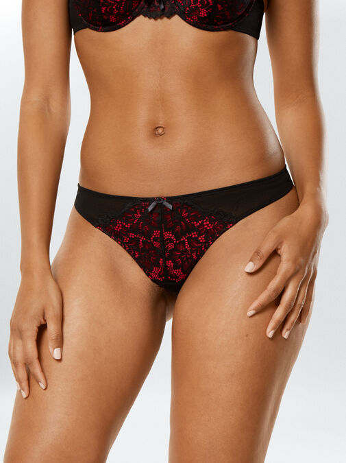 Timeless Affair Thong image number 0.0