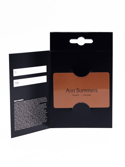Ann Summers £50 Gift Card image number 1.0