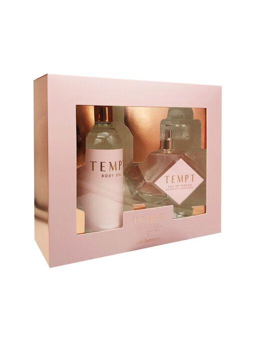Tempt 100Ml Perfume Gift Set image number 2.0