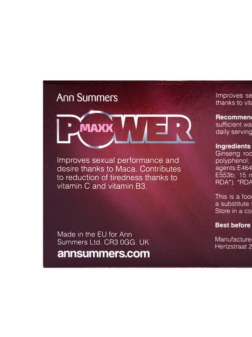Maxx Power For Her image number 2.0