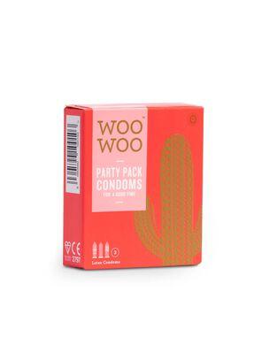 Woo Woo Party pack Condoms 3 Pack