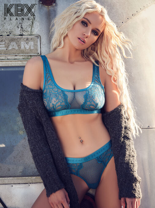 Knickerbox Planet - The Main Attraction Bralette image number 0.0