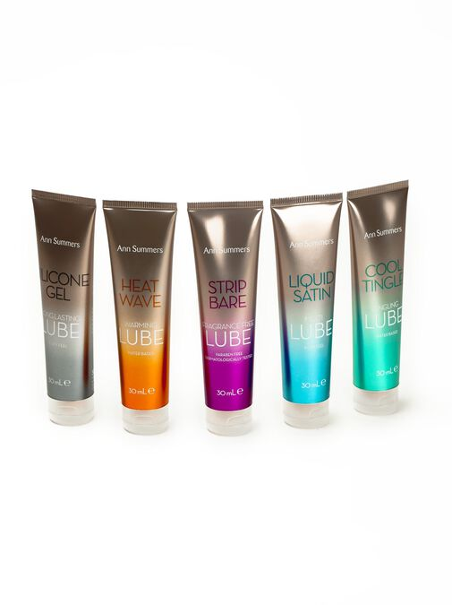 Core Pleasure Lubes Gift Set image number 1.0