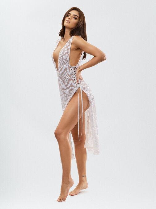 The Illuminator Dress  image number 2.0