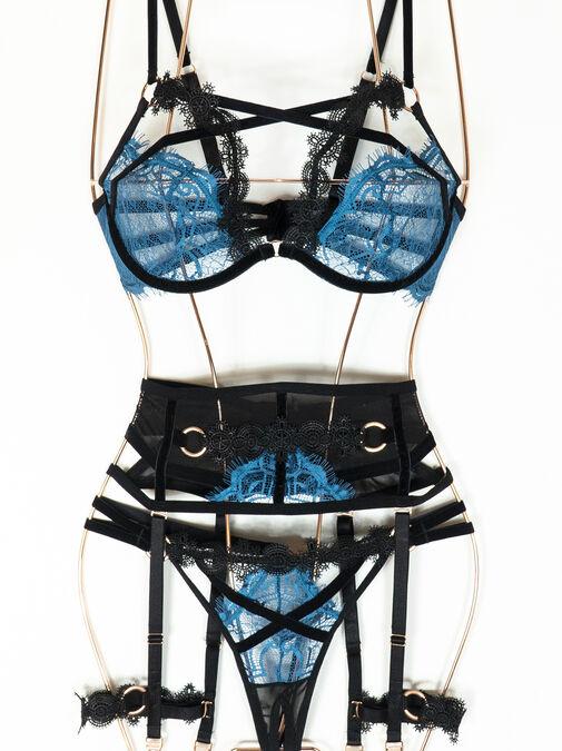 Leila Suspender Belt image number 6.0