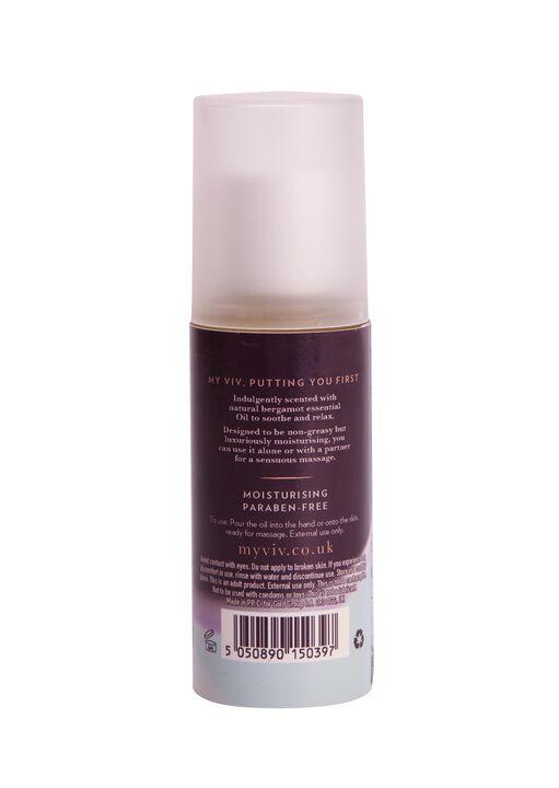 My Viv Massage Oil Bergamot image number 2.0