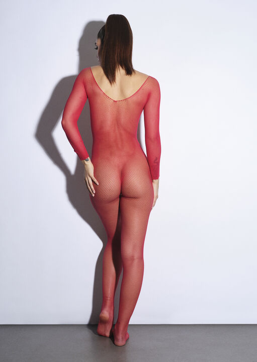 The Ambition Crotchless Bodystocking image number 1.0