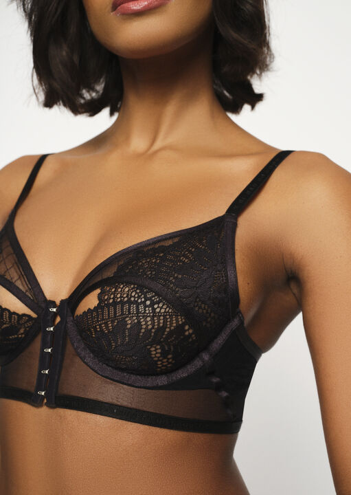 Knickerbox Planet - The Serenity Seduction Non Padded Bra image number 2.0